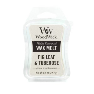 Fig-Leaf-and-Tuberose WoodWick Mini Wax Melt