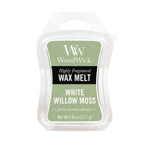 White-Willow-Moss-57051 WoodWick Mini Wax Melt