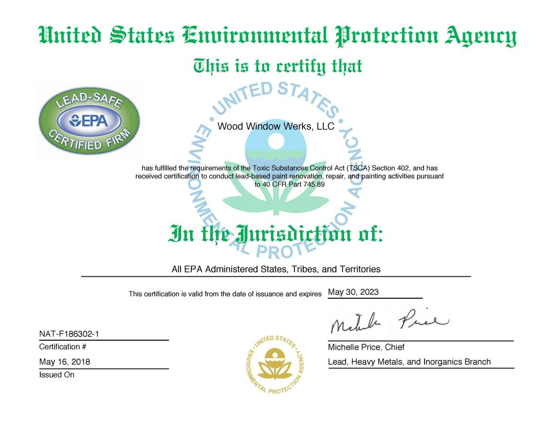 EPA-Approval-Certificate