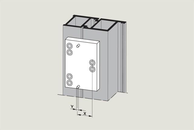 Dormkaba Drill Jig | Woodwood Door Controls