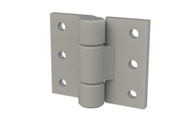 I-8510 Full surface hinge | Woodwood Door Controls