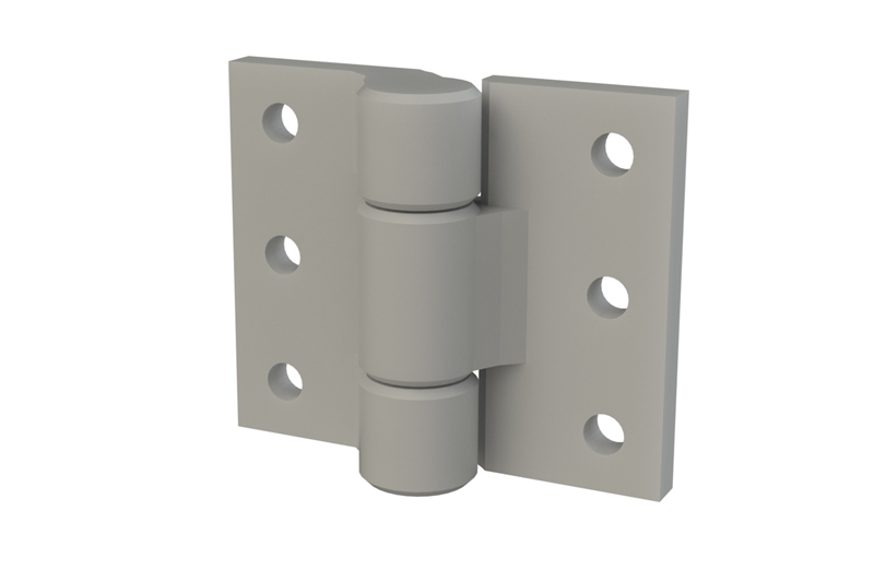 I-8510 Full surface hinge | Woodwood Door Controls