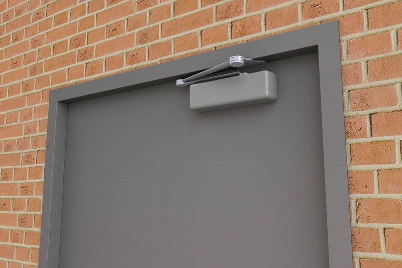 LCN 4040XP with EDA Arm | Woodwood Door Controls