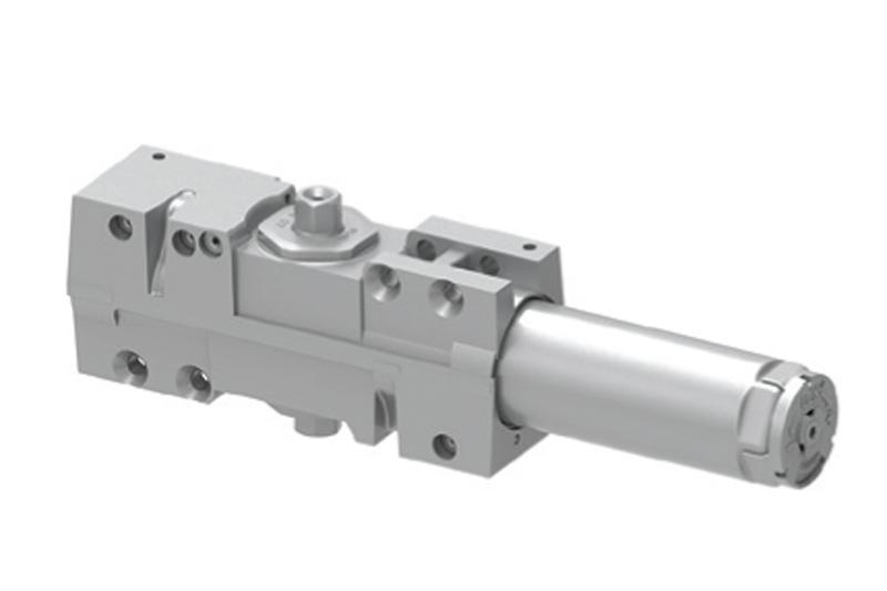 LCN 4040XP-3071DEL Delay Action Cylinder   Woodwood Door Controls