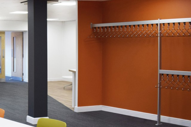 Bespoke Coat Hanging | Woodwood Group