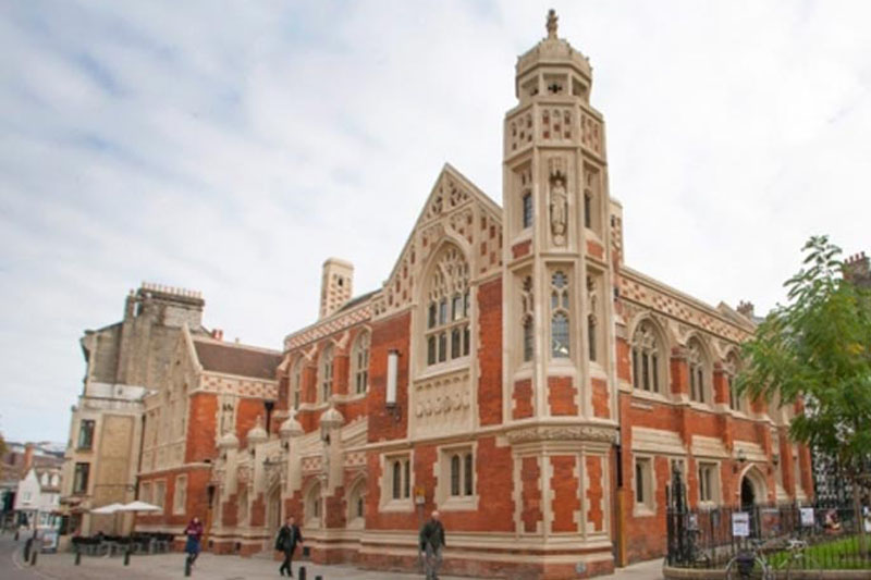 St John's College Divinity School | Woodwood Group