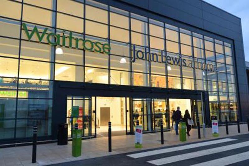 John Lewis Ipswich | Woodwood Group
