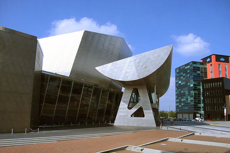 The Lowry Centre | Woodwood Group