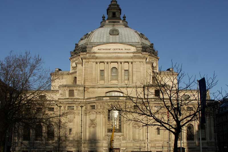 Methodist Central Hall | Woodwood Group