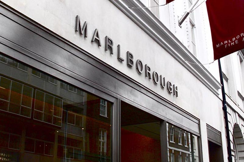 Marlborough Fine Art Gallery | Woodwood Group
