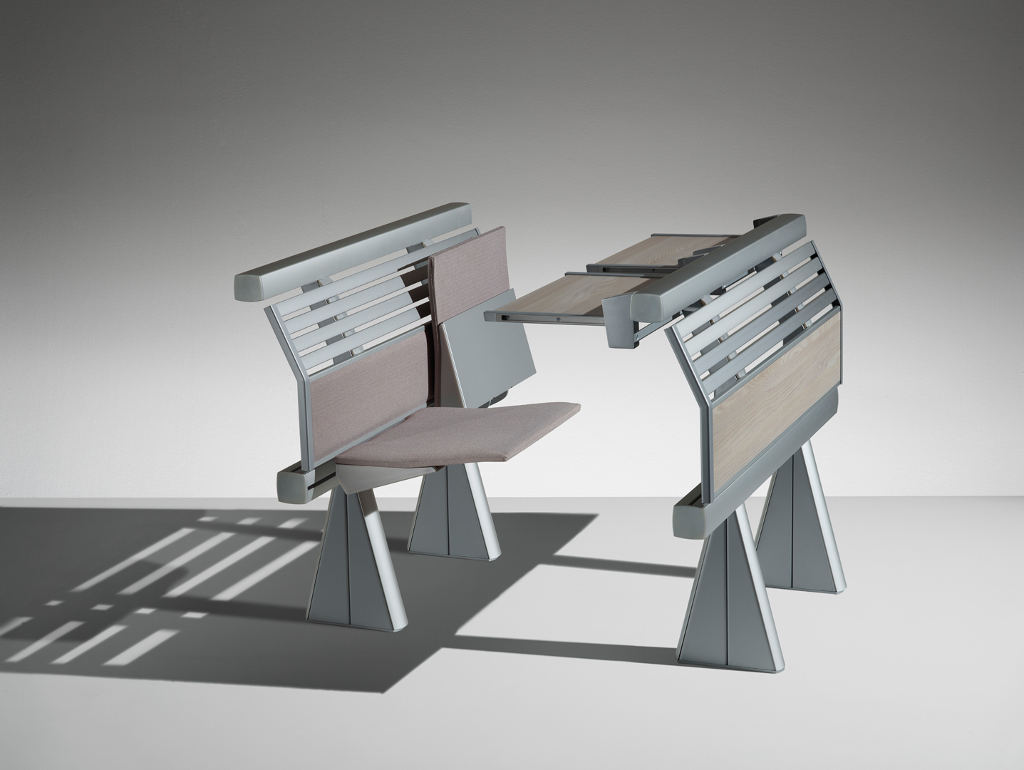 LAMM Runner Education Seating | Woodwood Group