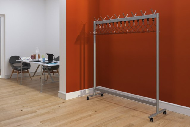 Mobile Coat Racks | Woodwood Group