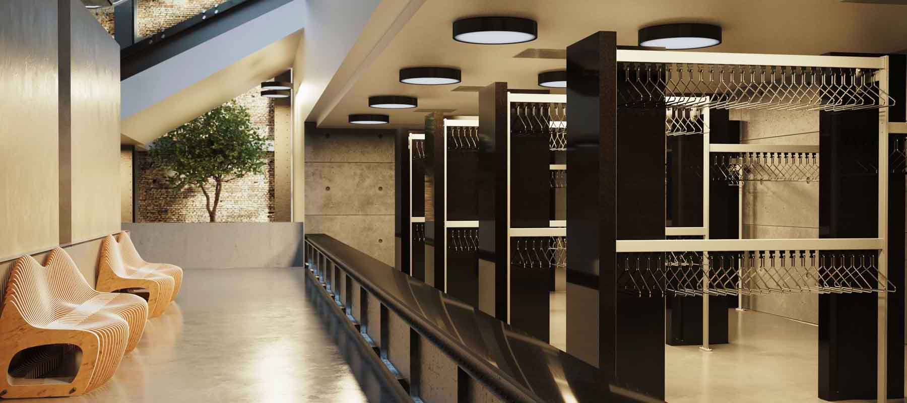 Coat Hanging Solutions | Woodwood Group