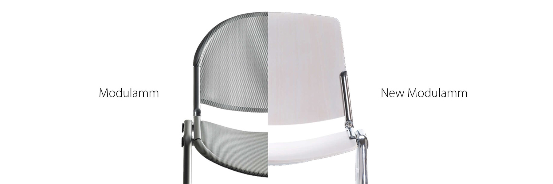 LAMM New Modulamm Stackable Seating | Woodwood Group