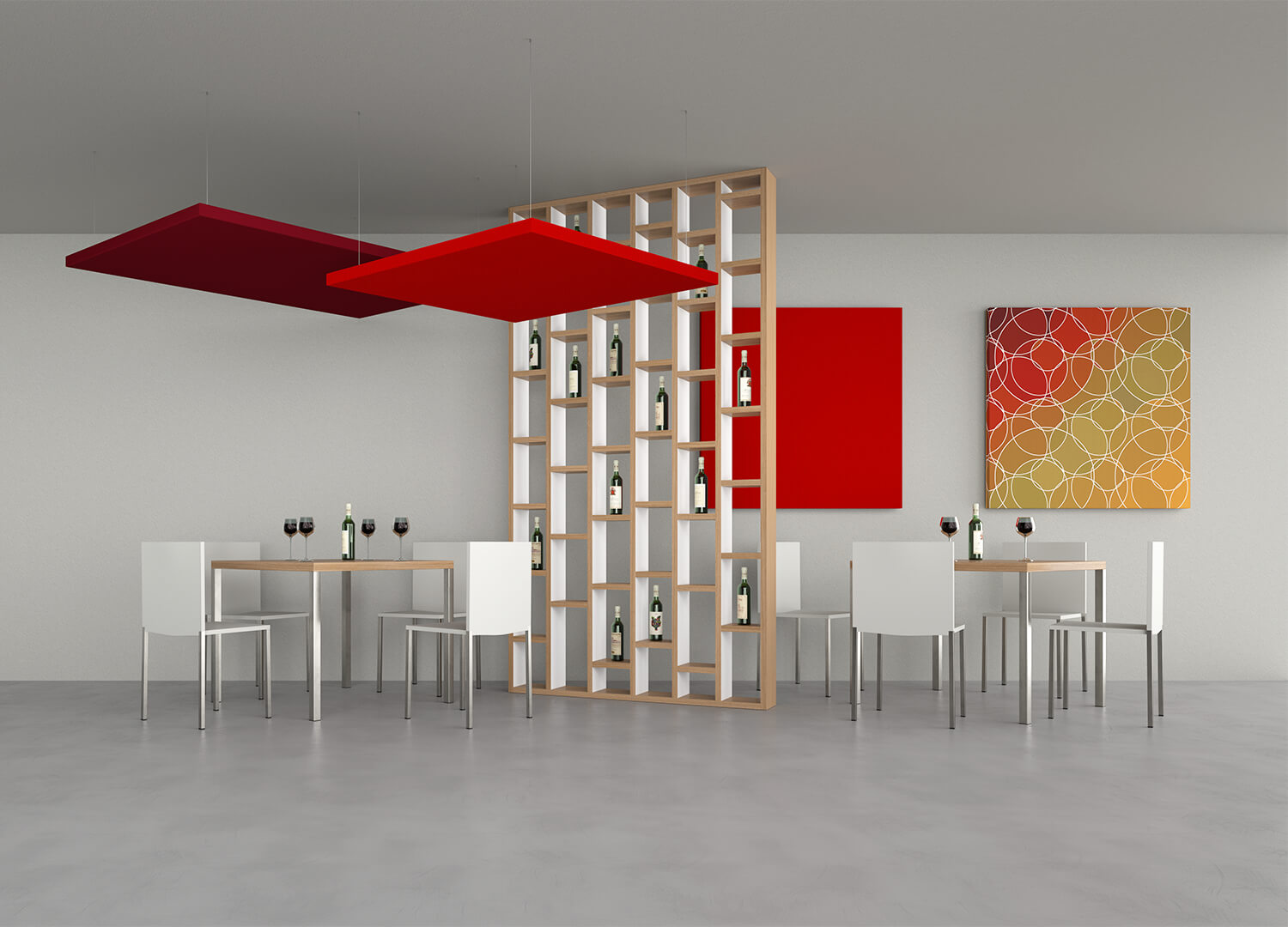 Caruso Silente Acoustic Panels | Woodwood Group