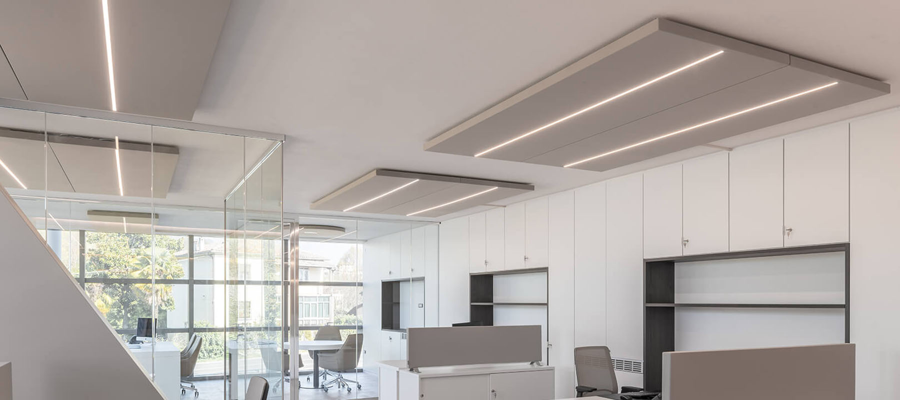 Acoustic Lighting | Woodwood Group