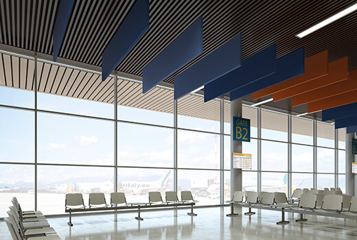 Airport Acoustics | Woodwood Group