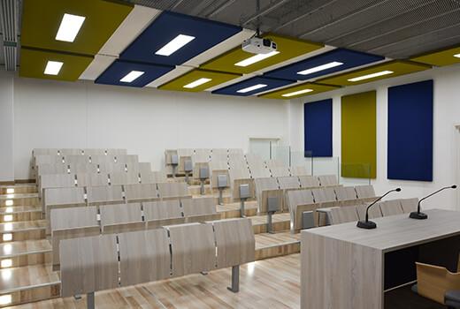 Education Acoustics   Woodwood Group
