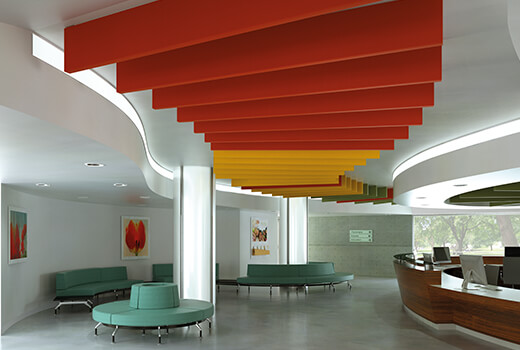 Health Centre Acoustics | Woodwood Group