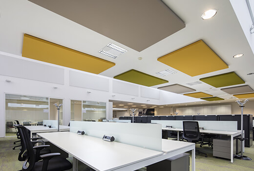 Office Acoustics   Woodwood Group