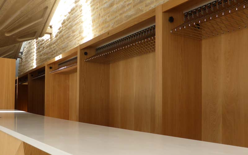 The Guildhall Coat Hanging   Woodwood Group
