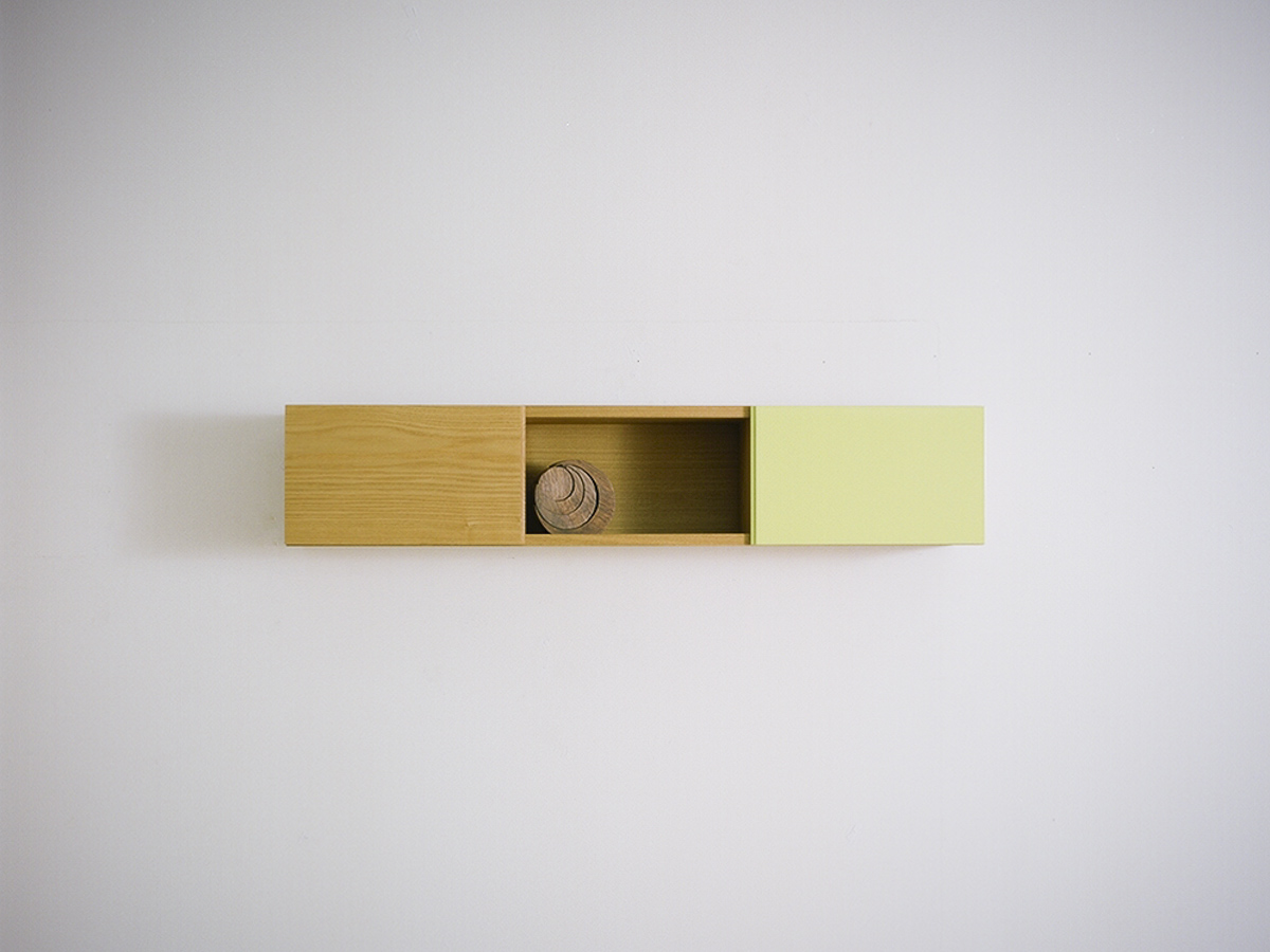 TONE WALL SHELF / tamo + uguisu