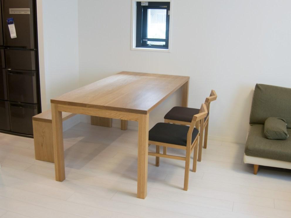 スタンダードテーブル・タイプ2 ピコチェア アッツベンチ