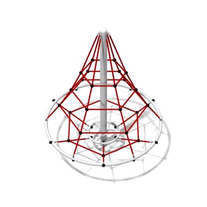 Woodwork AB-klätterpyramid