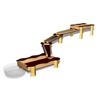 Woodwork AB-vattenlek-svängd