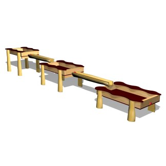Woodwork AB-vattenlek