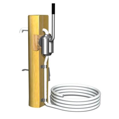 Woodwork AB-vattenpump-robinia-vattenlek
