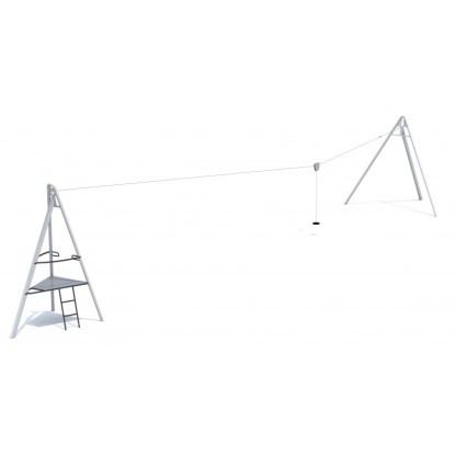 Linbana i galvaniserat stål-Woodwork AB