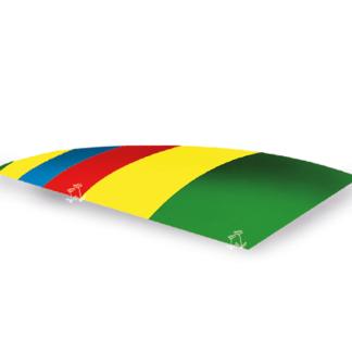 Hoppkudde 13,65 x 10,00 | Enfärgad eller flerfärgad