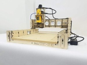 BobsCNC E3 CNC Router Engraver Kit with the Router Included