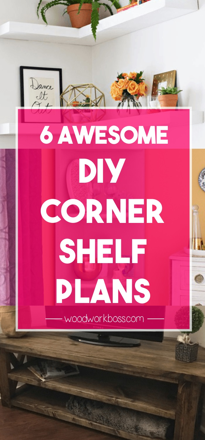 Best Corner Shelf Plans