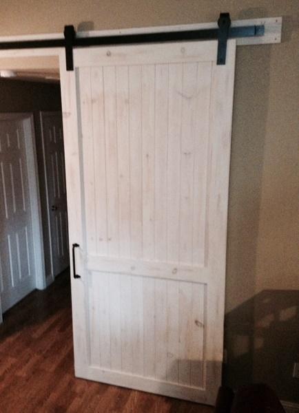 Interior Barn Door Woodwork By Woodbeck