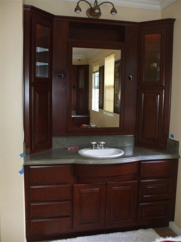 get a new bathroom vanity - woodwork creations