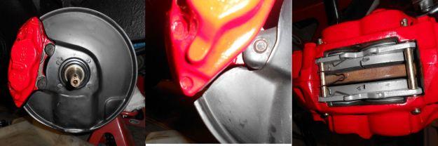 Toyota Disk Brake Conversion Backing_Plate_4