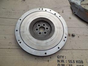 Datsun 240 Junkyard Find - Flywheel