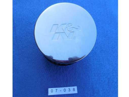 K&N Crankcase Breather Filter