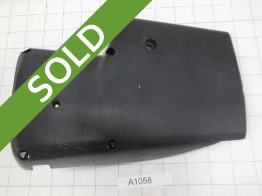 Datsun 240Z Steering Column/Switch cover - black