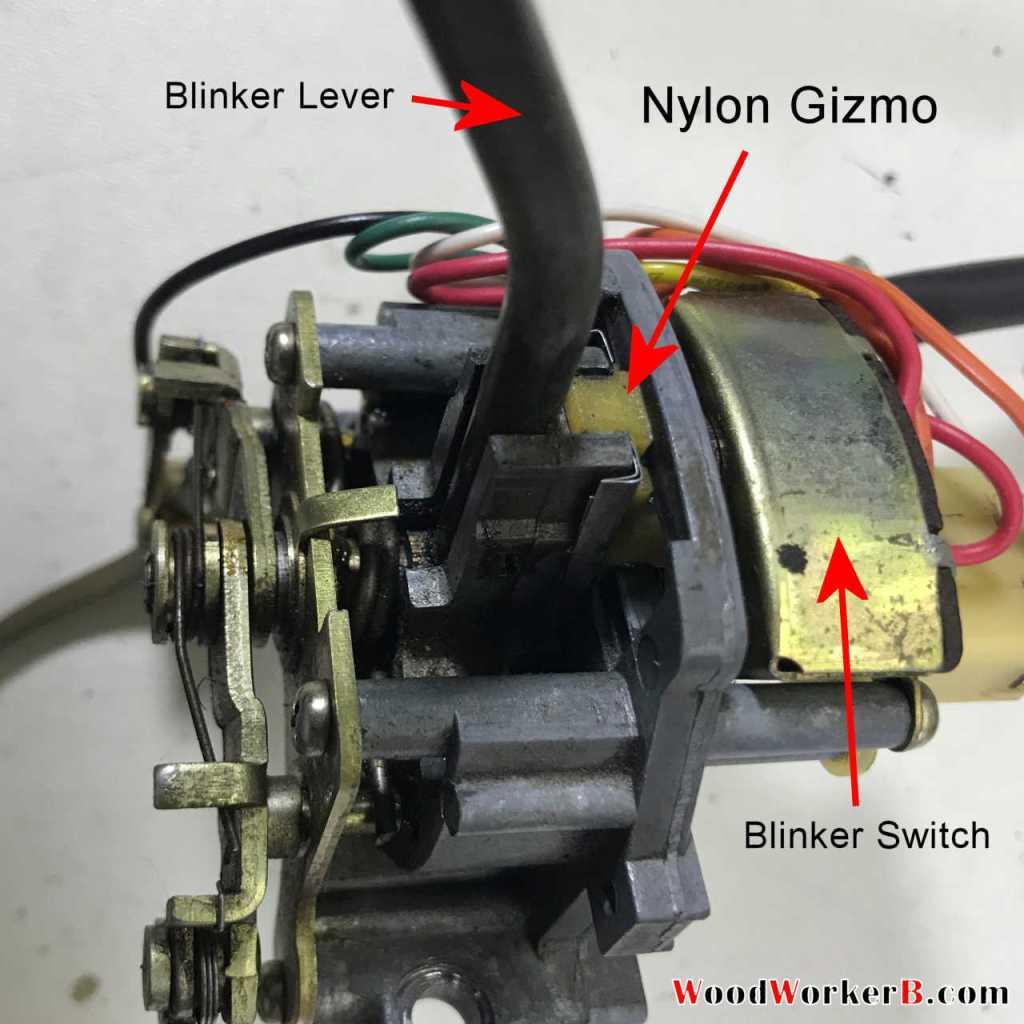Datsun 240Z Blinker Repair - WoodWorkerB