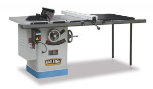 Baileigh TS-1040P-50– Top Rated Hybrid Table Saw
