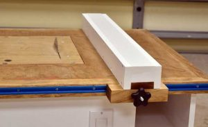 How To Make A Rip Fence For A Table Saw
