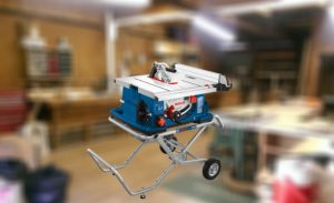 Bosch 4100-10 Review - 10 Inch Portable Folding Stand Table Saw