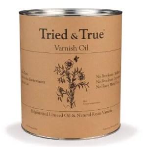 Varnish Oil