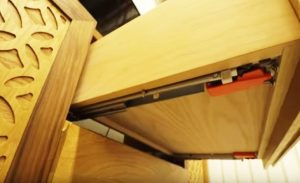 How to Install Bottom Mount Drawer Slides
