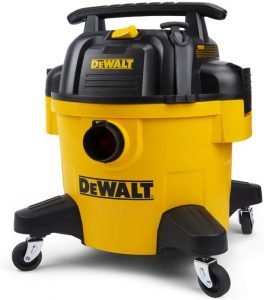 DeWALT DXV06P 6 gallon Poly Wet Dry Vac