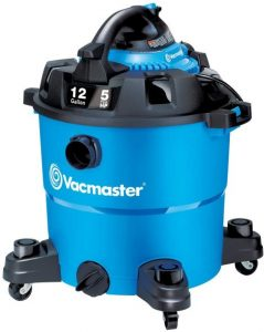 Vacmaster VBV1210 12-Gallon Wet Dry Shop Vacuum