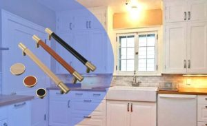 Where to Put Knobs and Handles on Kitchen Cabinets
